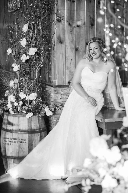 Farmington NY Bride